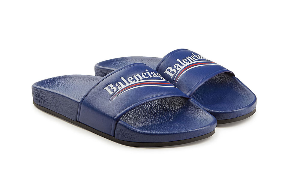 balenciaga slippers