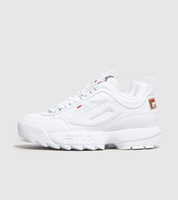 fila disruptor dames wit